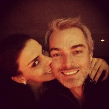 Ex-marido de Daniela Mercury namora blogueira famosa há três meses