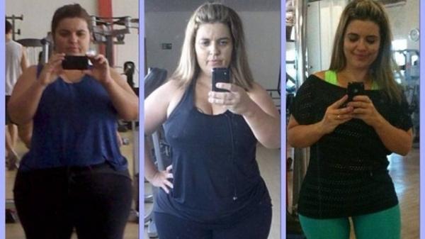Jovem de 107kg decide mudar, dribla dificuldades e perde 33kg em 8 meses