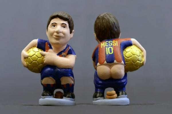 Papas, Messi, Dilma e Neymar viram