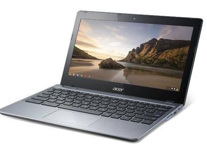 Acer anuncia lançamento do Chromebook C720-2848 por US$ 199,99