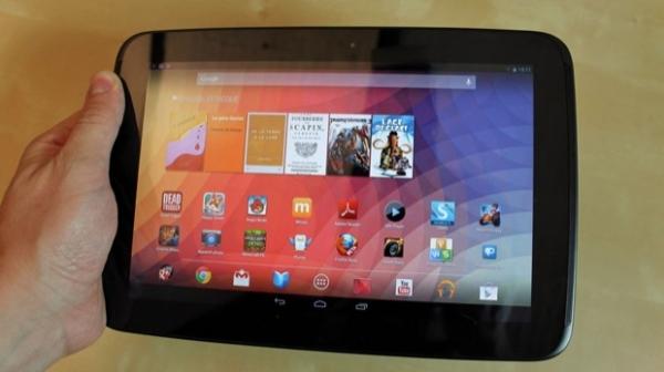 Google deve lançar nova versão do tablet Nexus 10 nesta semana, diz site