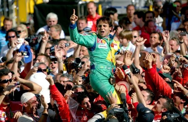 Após oito anos de Ferrari, Massa quer