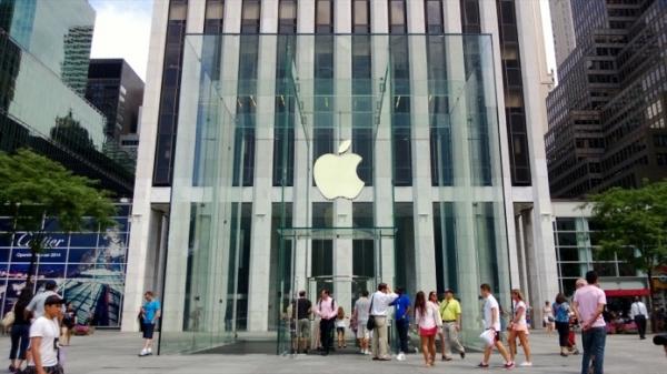 Apple Store em shopping carioca já está quase pronta; veja fotos