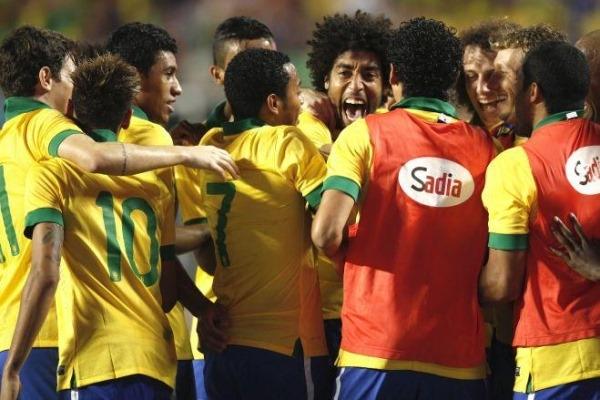 Brasil tem a seleção mais valiosa para a disputa da Copa do Mundo