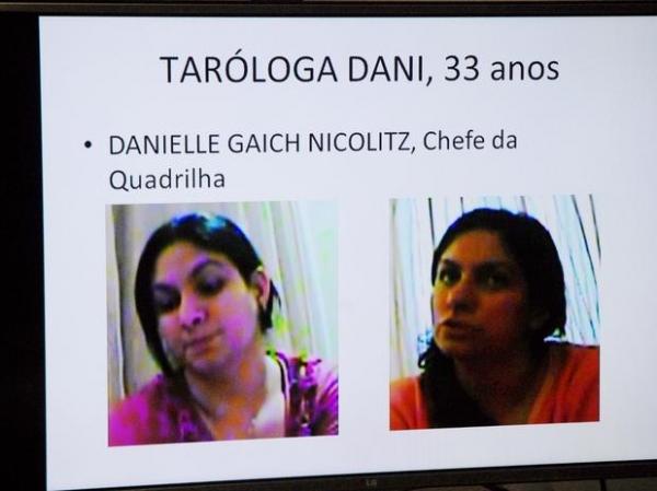 Taróloga que aplicou golpe de R$ 381 mil em família é presa
