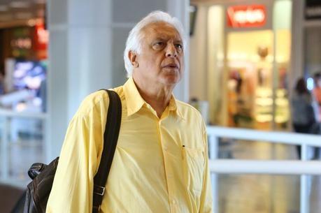 Antonio Fagundes se irrita e ameaça deixar gravação de novela, diz jornal