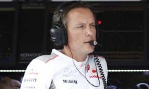 Diretor da McLaren lamenta teste desperdiçado com pneus de 2014