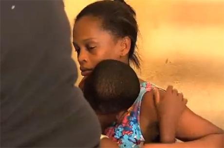Grávida pega em presídio com drogas em partes íntimas pede desculpas aos filhos