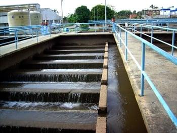 Agespisa vai parar produção de água no domingo em THE