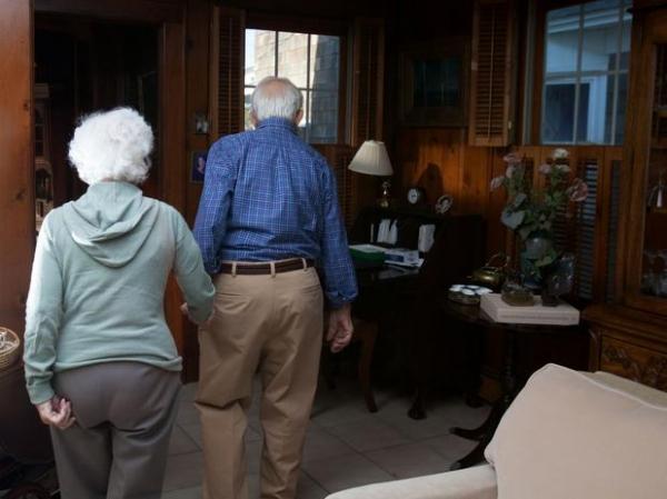 Americanos celebram casamento mais longo do mundo: 81 anos