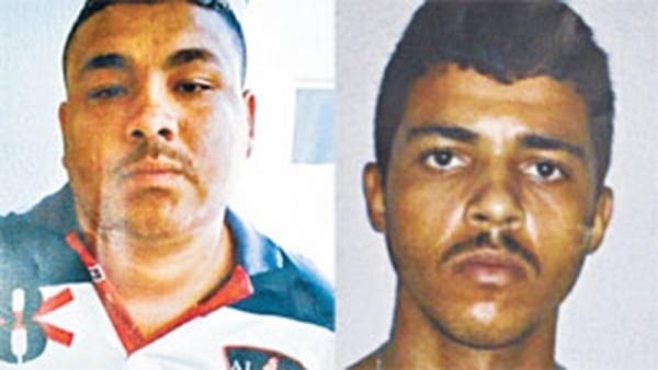 Dupla acusada de várias execuções em Fortaleza é presa pela Polícia