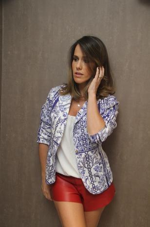 Fernanda Pontes adere ao corte da moda e transforma o visual