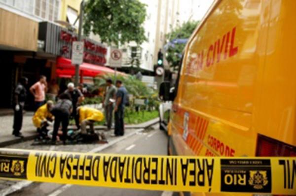Flanelinha morre baleado por policial civil no Rio
