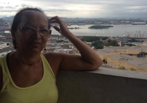 Laje da Jura vira camarote para ver implosão da Perimetral, no Rio