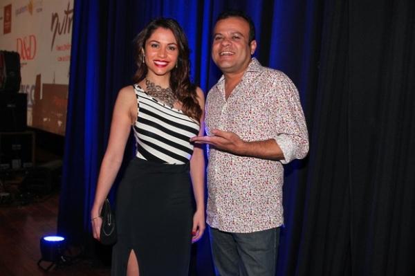 Maria Melilo comemora aniversário em show beneficente em São Paulo
