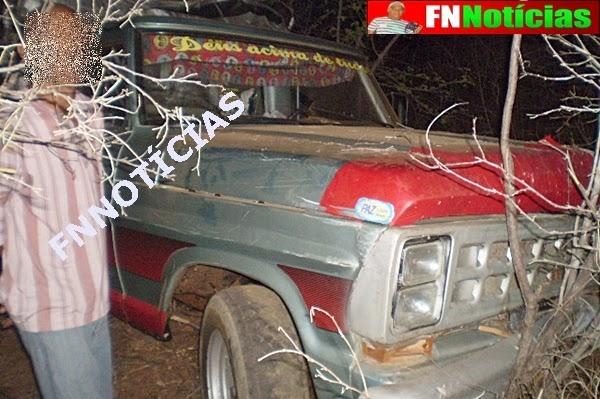 Motociclista bêbado morre após ser atropelado por caminhão pipa na BR-407