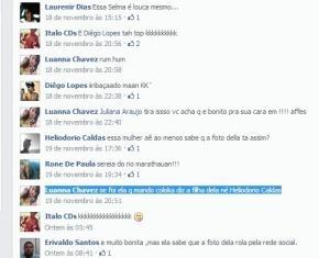 Mulher faz ensaio nu no Rio Marataoan e divulga em rede social