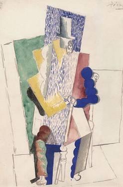 Obra de Picasso poderá ser adquirida por meio de rifa de apenas R$ 300