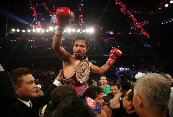 Pacquiao desbanca Ríos e conquista primeira vitória após nocaute em 2012