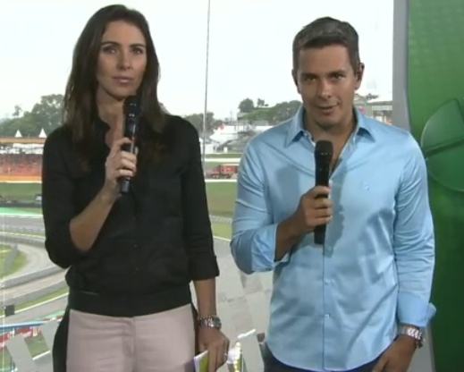Galvão dá fora em apresentadores ao vivo