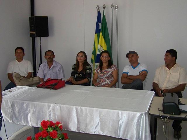 Vera Mendes: Conselheiros Tutelares participaram do I encontro de Formação dos Direitos da Criança e do Adolescente.