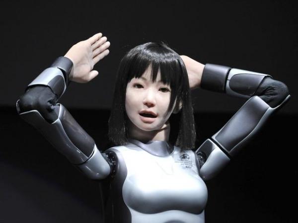 Conheça as oito robôs mais