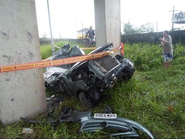 Jovem de 19 anos morre em São Paulo após fazer foto do velocímetro marcando 170 km/h
