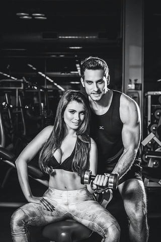 Eliéser e Kamilla vão apresentar programa de TV juntos