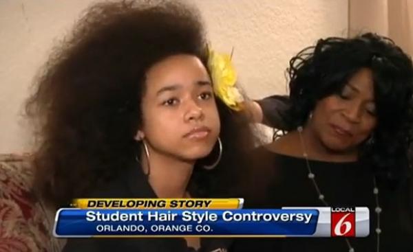Escola dos EUA ameaça expulsar jovem com cabelo crespo e pede novo estilo