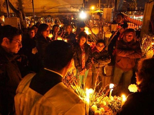 Igreja faz exorcismos para livrar México de