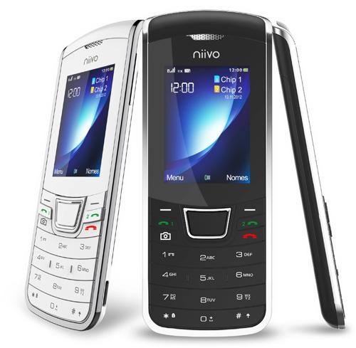 Niivo lança um dos celulares mais fino do mercado com 7.6mm de espessura