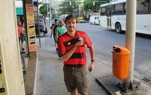 Rio acorda colorido de rubro-negro, e torcida prepara mosaico no Maracanã