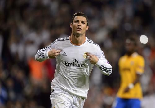 Seguro das pernas de Cristiano Ronaldo supera R$ 300 milhões