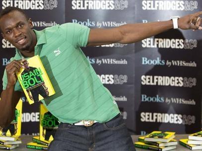 Bolt detalha noitada com Sandra Bullock e diz que ficaria louco sem sexo