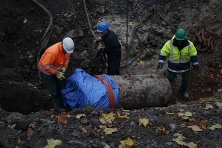 Descoberta de bomba leva a evacua鈬o em massa na Alemanha