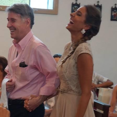 Eike Batista recebe parabéns da namorada: ?Meu grande amor?