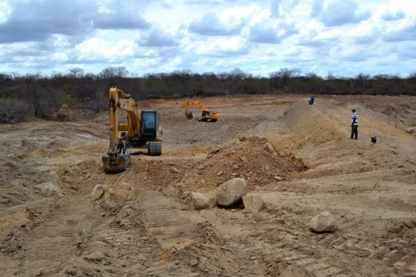 Quarta barragem é construída na zona rural de Belém do Piauí - Imagem 4