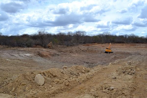 Quarta barragem é construída na zona rural de Belém do Piauí - Imagem 1
