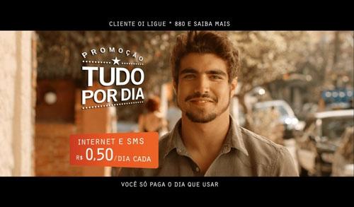 Oi lança aplicativo que detecta humor do cliente e tutorial com Caio Castro