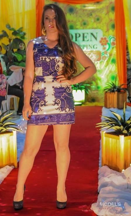 Sobrinha de Grazi Massafera estreia como modelo no Paraná e quer seguir carreira de atriz; tia famosa é a principal incentivadora