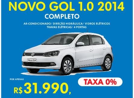 Volkswagen e Alemanha Veículos realizam promoção sexta do Gol somente hoje em Teresina