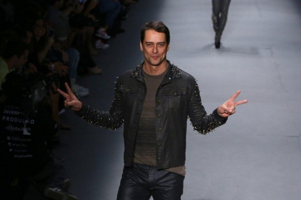 Winits, Thiago Fragoso e Marcello Antony desfilam no Fashion Rio