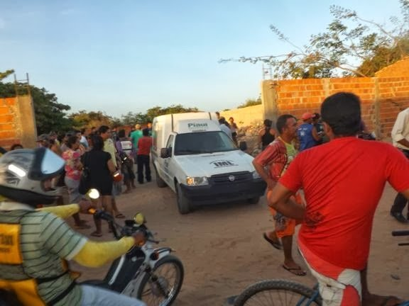 Mototaxista  assassinado com duas facadas no bairro Piau