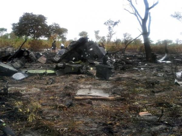 Namíbia: corpos de 31 pessoas já foram resgatados após queda de avião