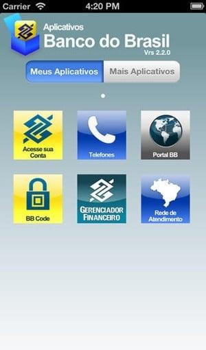 Falha em app do Banco do Brasil expõe contas, dizem usuários