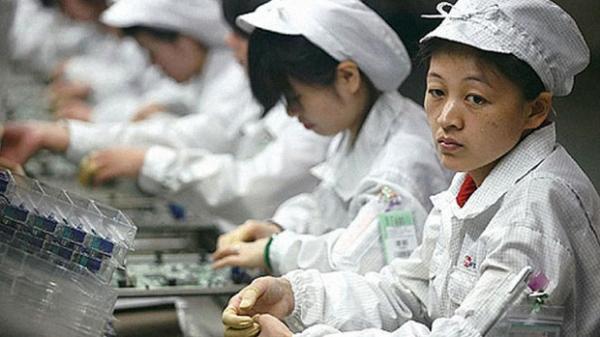 Adolescente de 15 anos morre depois de trabalhar um mês na produção do iPhone 5