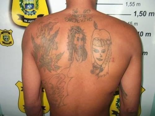 Detento perigoso foge de penitencia de Parnaíba; responde por assassinato