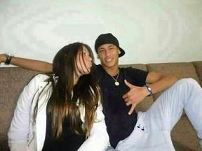 Morena de fotos com Neymar na Espanha afirma: