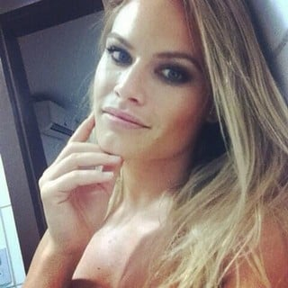 Natalia Casassola fica de repouso em casa após infecção urinária