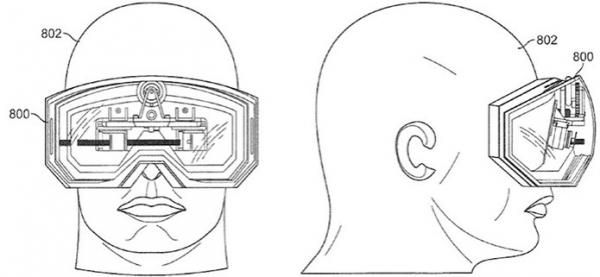 Patente da Apple de 2008 revela concorrente do Google Glass